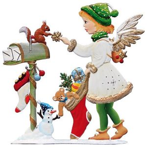 Stocking Stuffer Angel by Wilhelm Schweizer Image