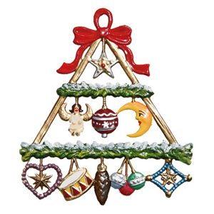 Small Gift Pyramid Ornament by Wilhelm Schweizer Image