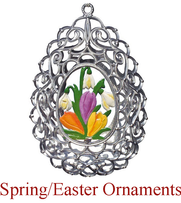 Filigree Ornament with Flowers for Shop Page Image