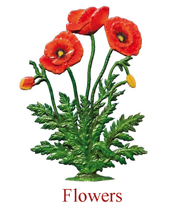 Standing Poppies for Shop Page Image