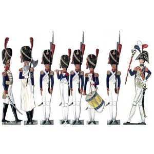 Grenadier Guards by Wilhelm Schweizer Image
