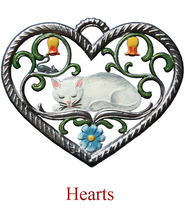 Small Heart with Cat for Shop Page Image