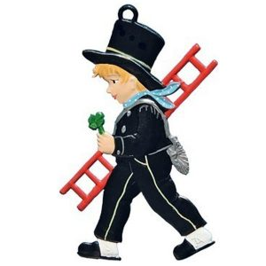 Little Chimneysweep Ornament by Wilhelm Schweizer Image