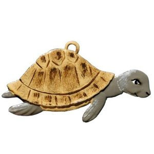 Turtle Ornament by Wilhelm Schweizer Image