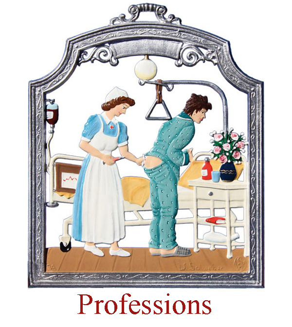 The Nurse Wall Hanging for Shop Page Image