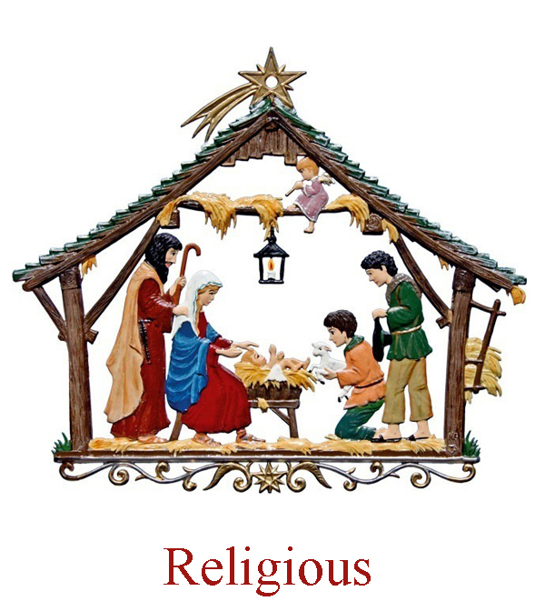 Nativity Wall Hanging for Shop Page Image
