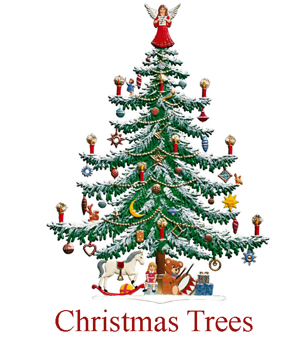 Large Decorated Tree for Shop Page Image