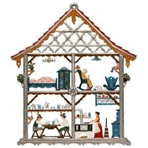 Bavarian Home Wall Hanging by Wilhelm Schweizer Image