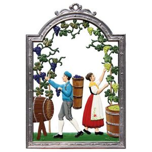 Fall Harvest Wall Hanging by Wilhelm Schweizer Image