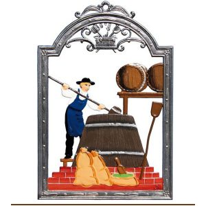 The Brewer Wall Hanging by Wilhelm Schweizer Image
