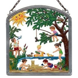 Summer Fun Wall Hanging by Wilhelm Schweizer Image