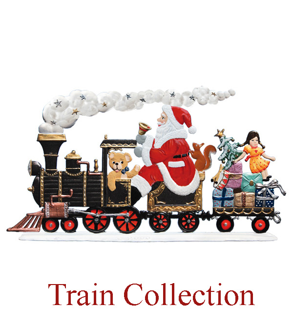 Santa Express for Train Collection Image