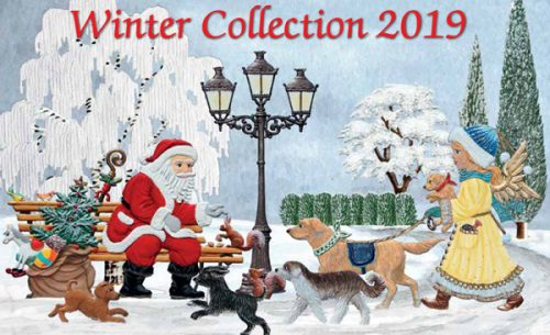2019 Winter and Christmas Collection from Wilhelm Schweizer Image