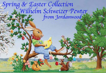 New 2019 Wilhelm Schweizer Spring and Easter Collection Image